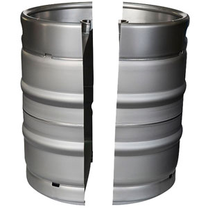 Keg Section